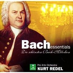 Bach Essentials (Die schsten Melodien: Orchesterfassung von Kurt Redel)
