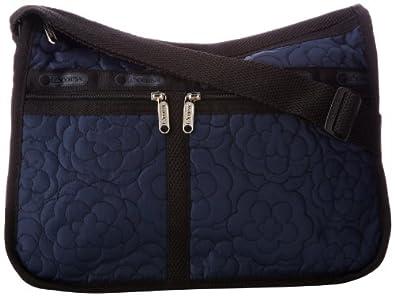 LeSportsac Deluxe Everyday Handbag,Mirage Poof,One Size