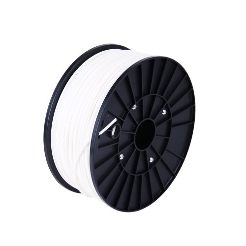 Koolertron High Quality 3D Printer Filament ABS White 1.75mm 1Kg in Weight For Makerbot/Reprap/Mendel/UP Good Choice For Kinds DIY Manufacture