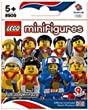 LEGO Collectable Minifigures: Random Olympic Mystery Bag Minifigure (Olympic Team GB)
