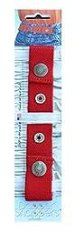 Dapper Snapper Baby & Toddler Adjustable Belt (Red)