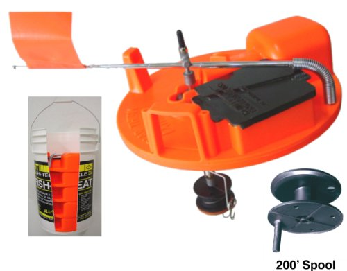 HT Polar Thermal Extreme Ice Fishing Tip-up
