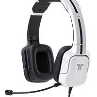 [任天堂公式ライセンス取得商品] TRITTON クナイ ステレオヘッドセット Wii U (ホワイト) (MCN-KUN-SHS-WH)