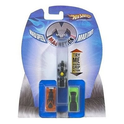 Micro Madnetics J8170-0 - Micro Madnetics 3er Pack Fahrzeuge