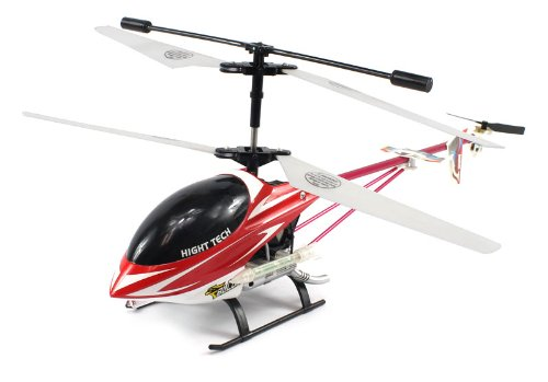 RECHARGEABLE GYROSCOPE Electric Full Function 3CH GYRO Fly Knight 3378A Falcon RTF RC Helicopter (Colors May Vary)