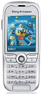 Sony Ericsson K500i Digital Silver Handy