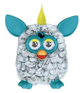 Furby mohicano gris - Mascota electrónica (habla español) (Hasbro A3125500)
