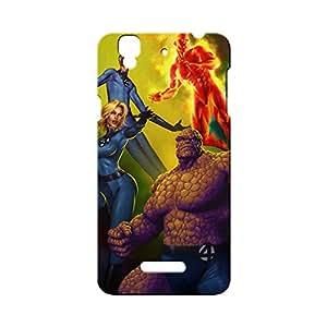 G-STAR Designer Printed Back case cover for Micromax Yu Yureka - G3299