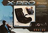 X Rocker Wireless Black Gaming Chair With Bluetooth Audio 2.1 Speakers