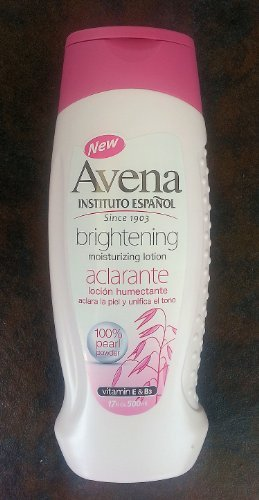 Avena Instituto Espanol Brightening Moisturizing Lotion 17oz &...