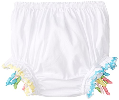 Mud Pie Baby-Girls Infant Birthday Girl Bloomer, Multi, 12-18 Months