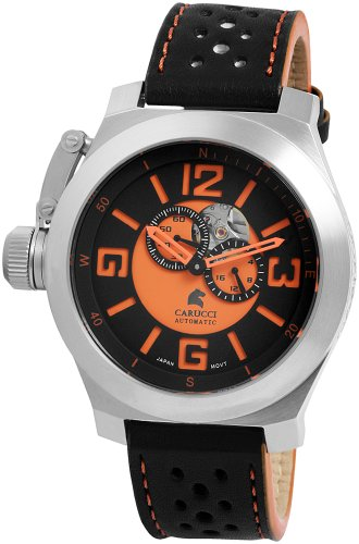 Carucci Gents Watch Automatic CA2175BK-OR