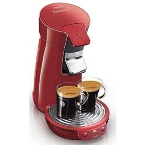 Philips HD7825/88 Senseo Viva Café Rouge: Cuisine & Maison