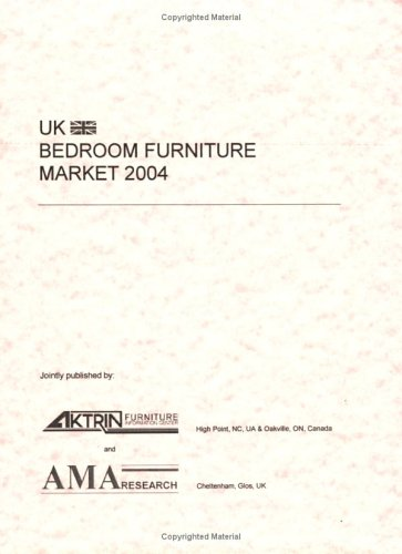 Uk Bedroom Furniture Market 2004