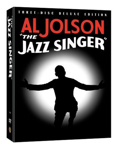Cover art for  The Jazz Singer (Three-Disc Deluxe Edition)