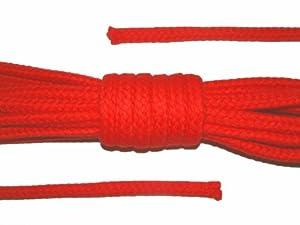 Baumwollseil - 6m - 8mm, Rot
