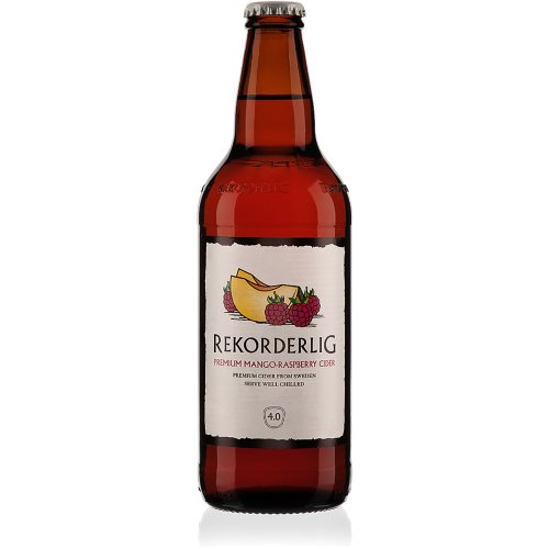 Rekorderlig Mango & Raspberry Cider 15 x 500ml