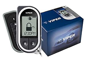 Viper 5901 Full Feature Car Alarm With Remote Start And 2-Way Pager