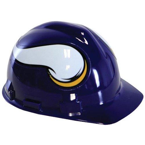Buy Minnesota Vikings - Logo Hard Hat NFL Pro Football Now 22b20f354