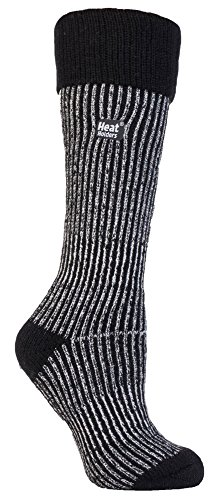 heat-holders-womens-thermal-knee-high-winter-boot-socks-4-colors-black