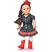 My Life As Cowgirl Doll, Brunette