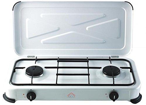 Dcg ekp2422 fornello a gas gpl 2 fuochi - Prezzo gas gpl casa ...