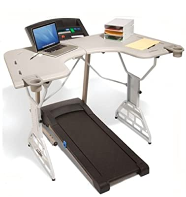 Trekdesk Treadmill Desk from TrekDesk Treadmill Desks