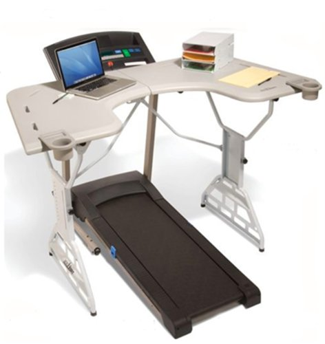Why Choose The TrekDesk Treadmill Desk
