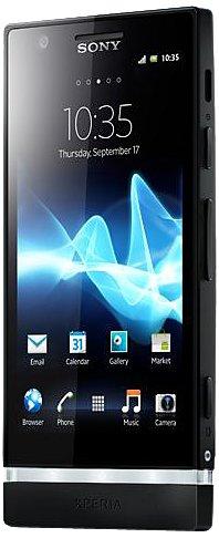Sony Xperia P LT22I | Black image