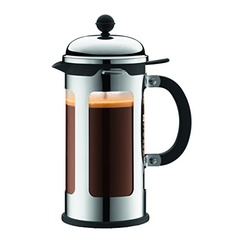 Bodum Chambord 8-Cup French Press Coffee Maker, Silver (Bodum Chambord Cup French compare prices)