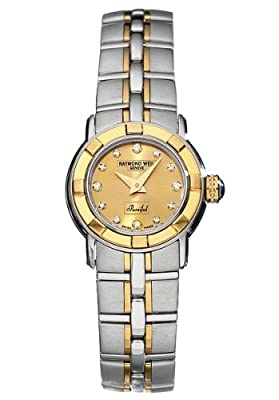 Raymond Weil Women's 9640-STG-10081 Parsifal Watch