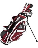 Wilson WGR130500 Staff W/S FG TOUR JR RH Club de golf Enfant Regular 60 degrés
