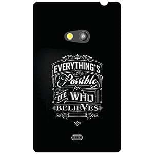 Nokia Lumia 625 Back Cover - Everything Designer Cases