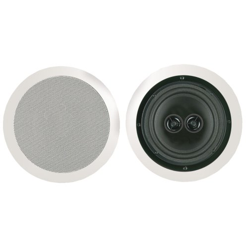 Bic America Msr8D 8'' Dual Voice Coil Stereo Ceiling Speaker Bic America Msr8D 8'' Dual Voice Coil