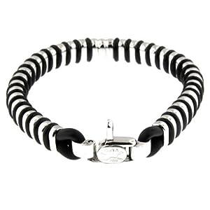 18 Kt White Gold Sauro Designer Handcrafted Bracelet