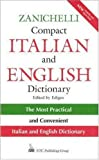 img - for Zanichelli Compact Italian and English Dictionary book / textbook / text book