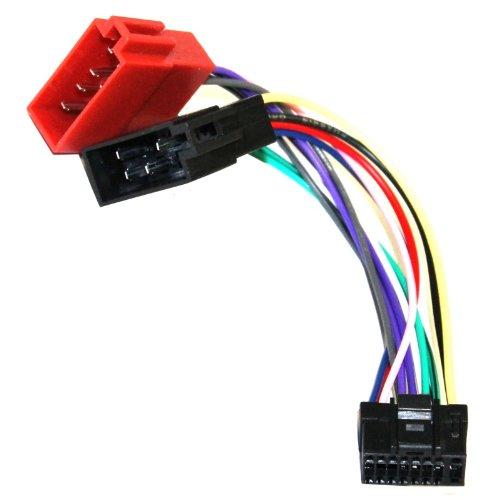 AA1 ISO-Konverter - Adapter - Kabel Radioadapter Radio Kabel Stecker ISO-Kabel Verbindung