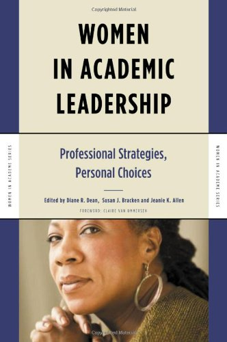 women as academic leaders in higher