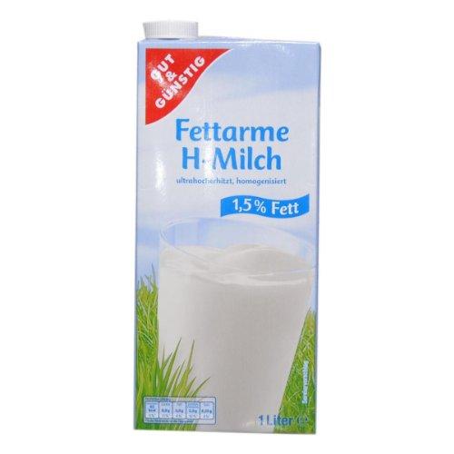 vollmilch oder fettarme milch