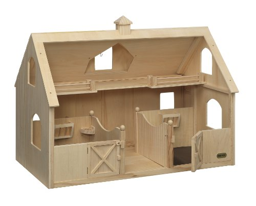 Pin Wooden Toy Horse Barn Plans on Pinterest