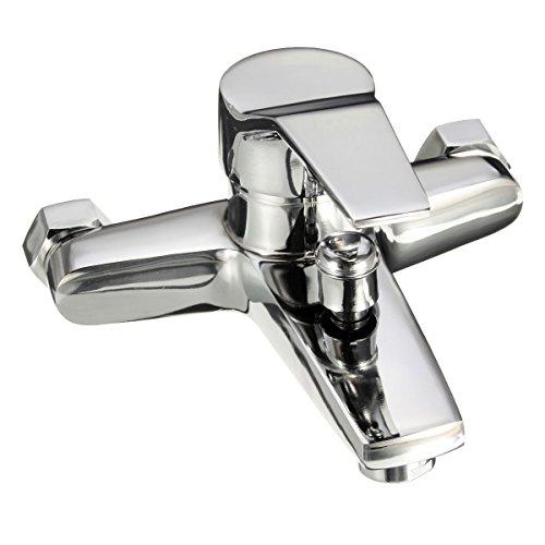 Mixer Tap Badearmatur Wanne Armatur Badewannenarmatur Wannenbatterie Mischbatterie Wasserhahn Wand