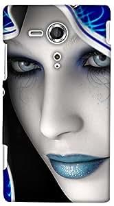 PrintHaat Designer Back Case Cover for Sony Xperia SP :: Sony Xperia SP HSPA C5302 :: Sony Xperia SP LTE C5303 :: Sony Xperia SP LTE C5306