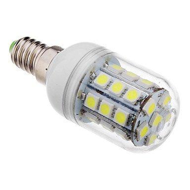 E14 48-Led 240Lm 2-2.5W 6000-6500K White Spot Bulbs (220-240V)