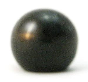 Boulet de rechange en plastique, noire