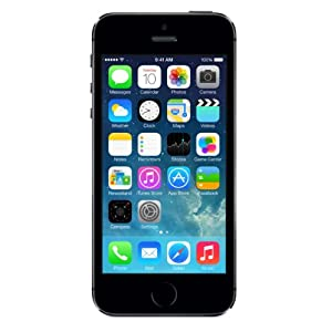 Apple iPhone 5s (Space Grey, 16GB)