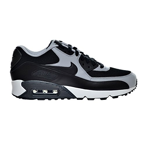 Nike Air Max 90 Essential Men's Shoes Black/Wolf Grey/Anthracite 537384-053 (11 D(M) US) (Mens Nike Air Max 90 compare prices)