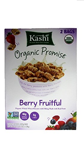 Kashi Organic Promise Berry Fruitful, 44 Ounce (Kashi Organic Berry Fruitful compare prices)