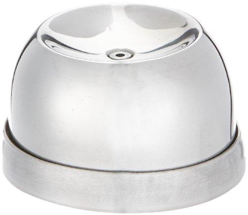 GEFU GE12210 Perfo Pique-Oeuf Socle Acier Inoxydable Inox 8,19 x 3,5 x 19,10 cm