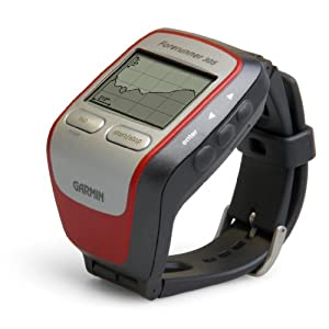 Garmin Forerunner 305 Wrist-Worn GPS Personal Training Device with Heart Rate Monitor