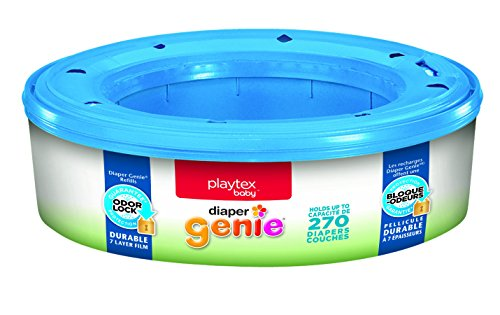 Playtex Diaper Genie Refill, 270 count